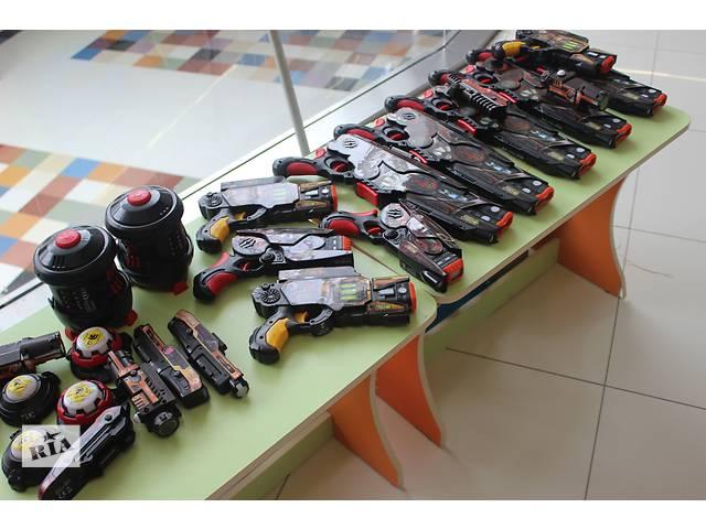 Сдам в аренду лазертаг оборудование для организации праздника.- объявление о продаже  в Харькове