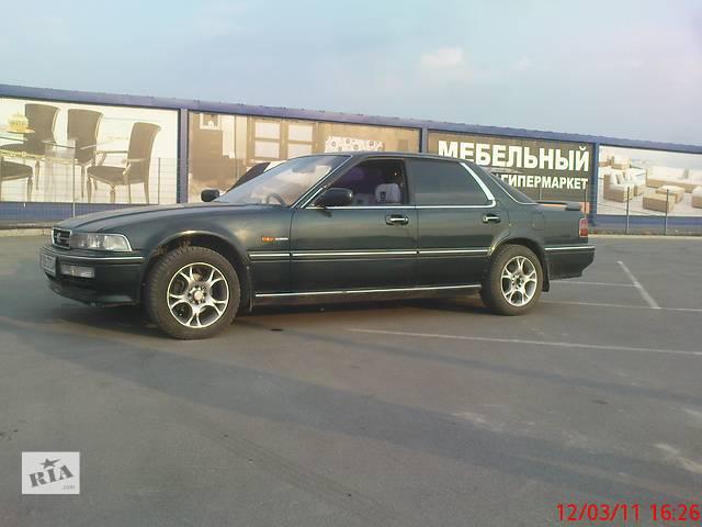 бу седана Honda Inspire  в Одессе