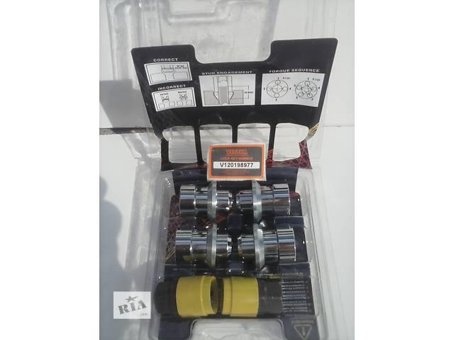 бу Секретки на колеса M12x1,25 Прессшайба, (гайки секретные) - новые VECTOR. в Киеве