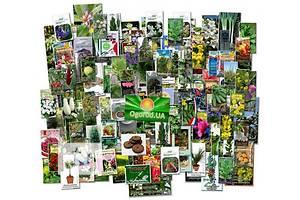 Семена цветов почтой и курьером - более 2000 наименований