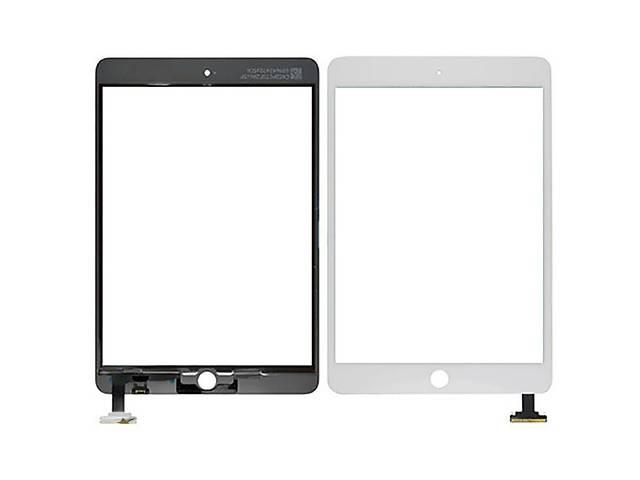 бу Сенсор iPad Mini белый без микросхемы в Киеве