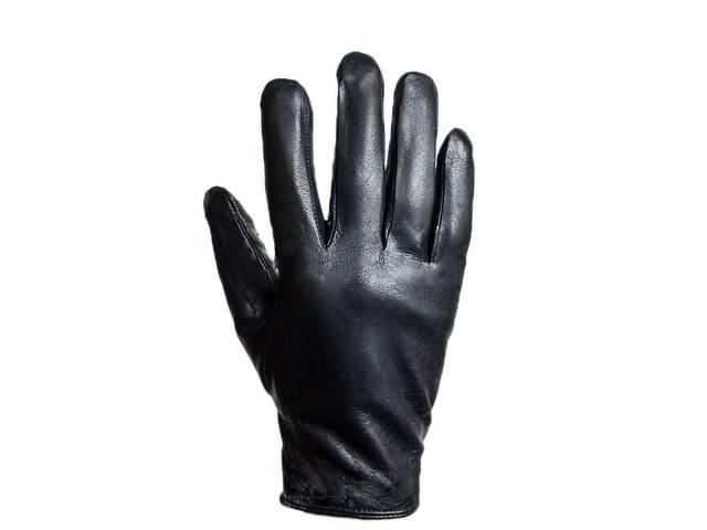 продам Сенсорные кожаные перчатки, мужские, модель 2 бу в Киеве