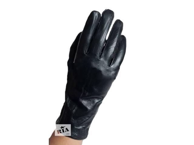 бу Сенсорные кожаные перчатки, женские, модель 3 в Киеве