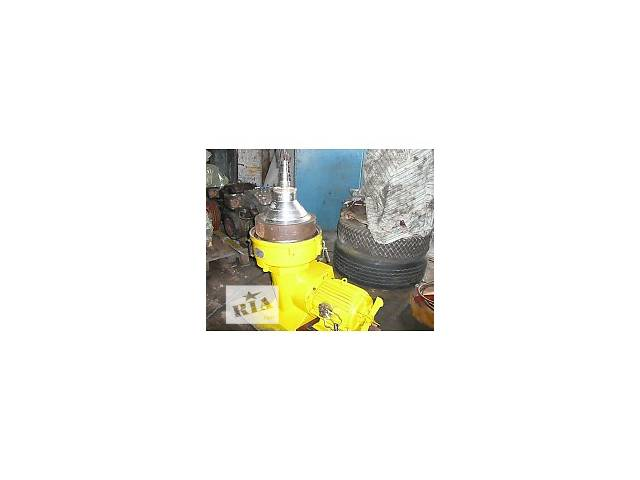 купить бу Сепаратор-сливкоотделитель Ж5-ОСБ  в Украине