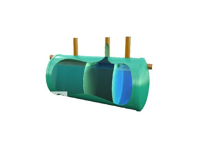 купить бу Септики из армированного стеклопластика под заказ в Днепре (Днепропетровск)