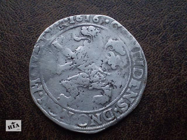 продам Серебро талер г. Утрехт 1616-й год бу в Черновцах