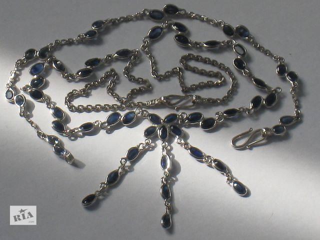 купить бу украшения из серебра в Киеве