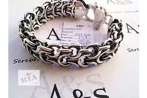 Серебряные браслеты ручной работы A&S