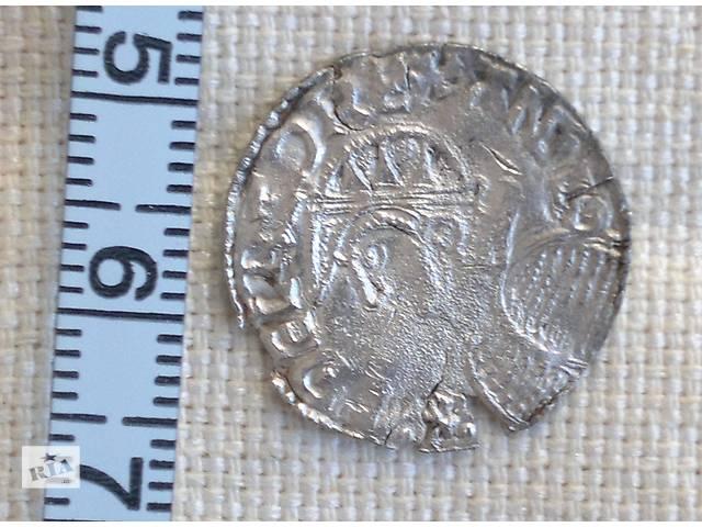 продам Серебряный денарий Этельреда-2 (978-1016 год) Англия. бу в Чернигове