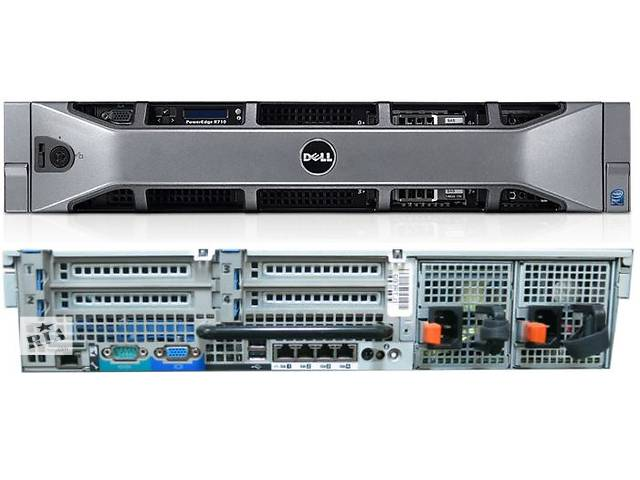 бу Сервер DELL PowerEdge R710 + VmWare vSphere 5 Enterprise (лицензия) в Киеве