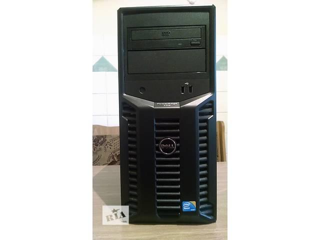 Сервер Dell PowerEdge T110, Intel Xeon X3430, 4GB, 2x500GB Raid - объявление о продаже  в Львове