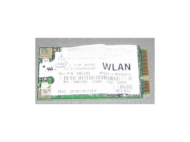 купить бу Сетевой WiFi адаптер Intel® PRO/Wireless 3945ABG в Киеве