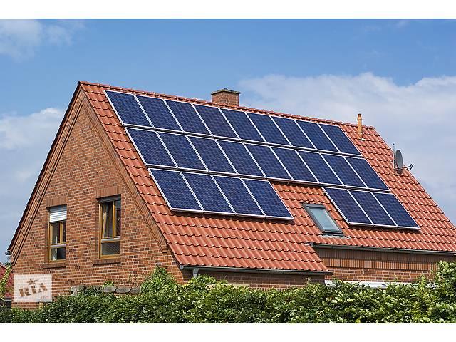 """купить бу Электростанция на солнечных батареях 10 кВт """"под ключ"""" в Николаеве"""