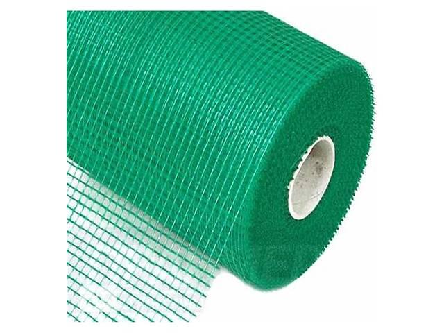 продам Сетка фасадная 5*5мм зеленая 165 гр/м бу в Броварах