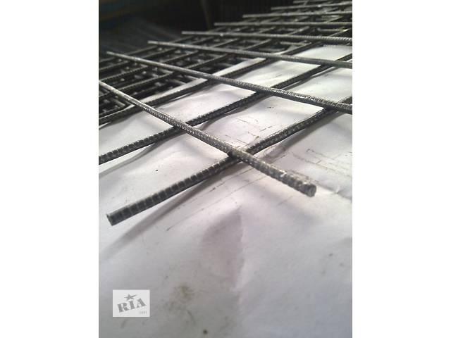 купить бу Сетка кладки(армопояс) ВР-1,д4,100х100мм,2х1м в Днепре (Днепропетровске)