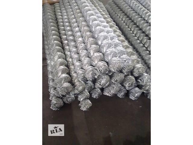 купить бу Сетка рабица оцинкованная и черная в Днепре (Днепропетровск)