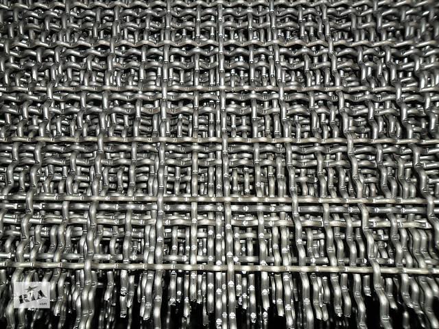 бу Сетка сложнорифленая для ограждений Д4,6мм,1,5х2м,63х63мм в Днепре (Днепропетровск)