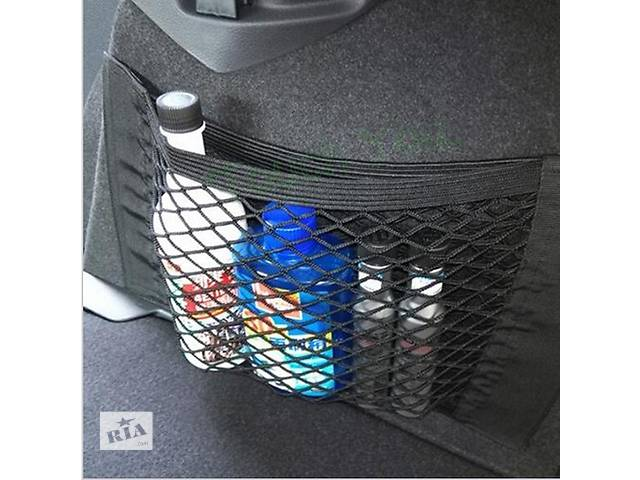 продам Сетка в багажник Авто Универсальная. 40*25см.  бу в Киеве
