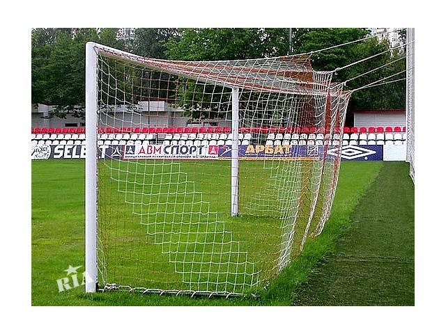 купить бу Сетки футбольные, сетки вязаные для футбольных ворот в Киеве