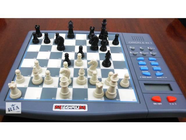 Шахматы электронные.- объявление о продаже  в Нововолынске