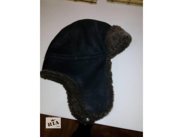 продам шапка ушанка дубляж бу в Харькове