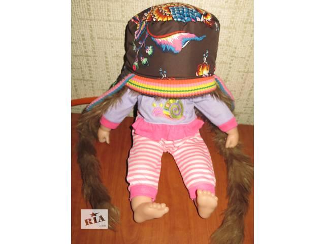 Шапка зимняя для малыша- объявление о продаже  в Запорожье