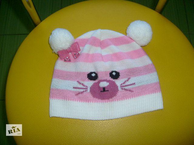 шапочки для девочки- объявление о продаже  в Вознесенске