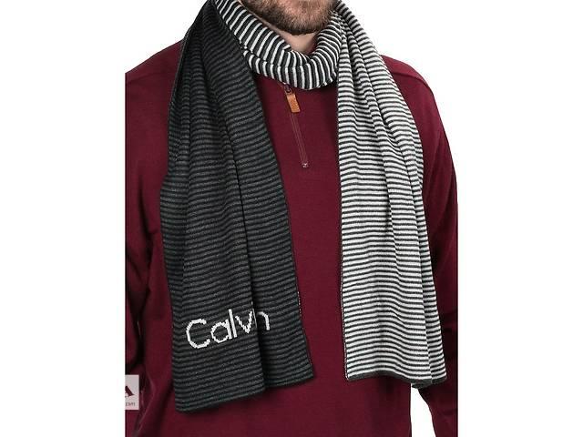 продам шарфы и шапки Calvin Klein, оригинал бу в Днепре (Днепропетровск)
