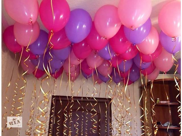 бу Шарики с гелием в Борисполе! Воздушные шары на любой праздник и торжественное событие! в Киевской области