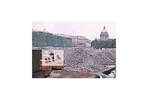 щебень, шлак доменный, керамзит, камень бут, отсев, песок, цемент