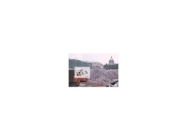 купить бу щебень, шлак доменный, керамзит, камень бут, отсев, песок, цемент в Харькове