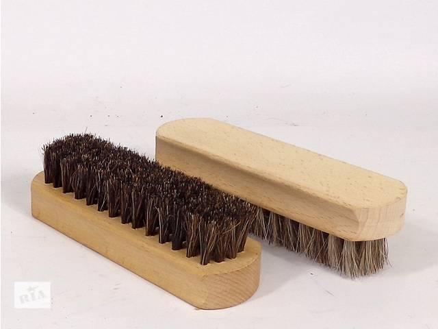 продам Щетка для обуви дорожная малая - натуральный ворс (Щ – 004) бу в Херсоне