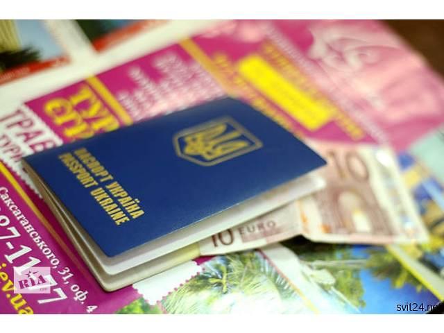 продам Шенген візи в Польщу. Річний шенген. Робочі візи бу в Киеве