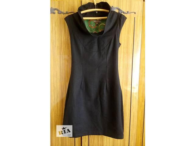 продам Шерстяное офисное платье, S бу в Виннице