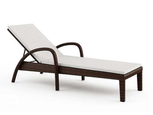 продам Шезлонг Грация, лежак, плетеная мебель, мебель для бассейна, мебель для веранды бу в Киеве