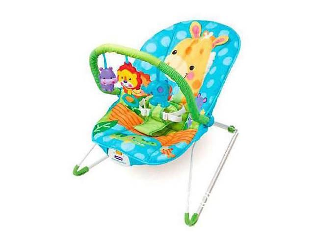 Шезлонг Кресло-качалка шезлонг для детей Bambi 5380- объявление о продаже  в Ровно