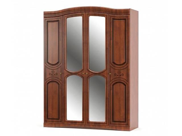 бу Шкаф 4х дверый  Милано Мебель сервис в Мелитополе