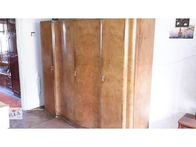 бу шкаф деревянный 4-х дверный в Киеве