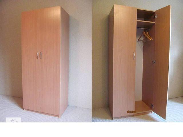 продам Шкаф для одежды односекционный Ш10 1800х720х520 бу в Днепре (Днепропетровске)