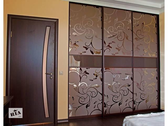 продам Шкаф спальня, прихожая, гардеробная на заказ бу в Черновцах