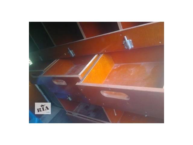 купить бу Шкаф-стеллаж для Рено Мастер L2H2 в Киеве