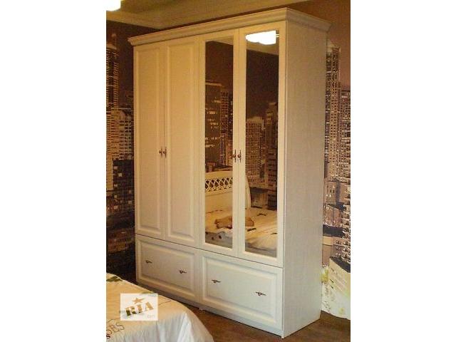 бу Шкаф белый для спальни в Одессе