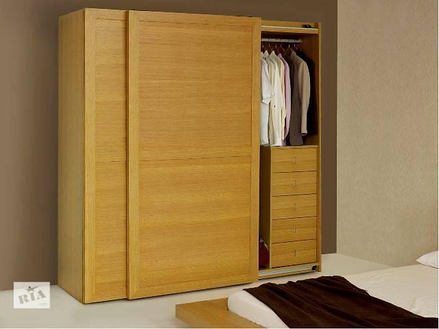 купить бу Шкафы-купе премиум класса, встроенная и корпусная мебель на заказ. в Киеве