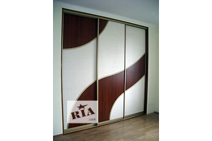 шкафы-купе,шкафы угловые,застройка ниш, межкомн перегород,купе-двери