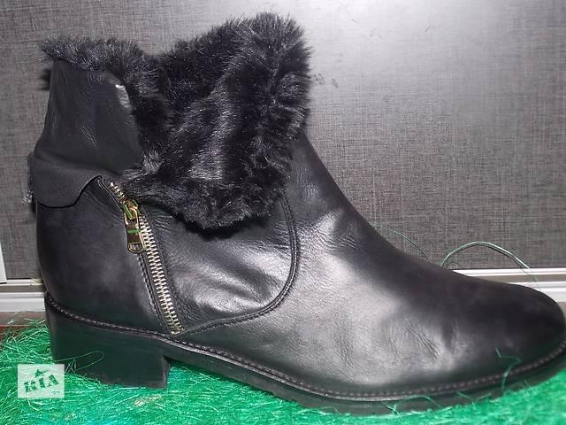 продам Кожаные ботиночки Сadero бу в Трускавце