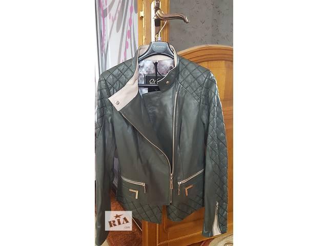 купить бу Кожаные куртки в Ровно