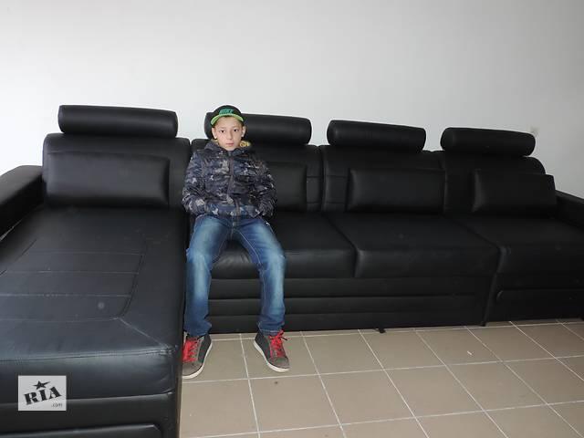Шкіряний комплект куток + крісло Skipper A. кожаная мебель- объявление о продаже  в Дрогобыче