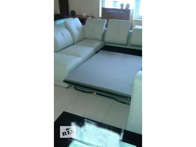 бу Кожаный угловой диван, уголок из натуральной кожи Magam в Дрогобыче