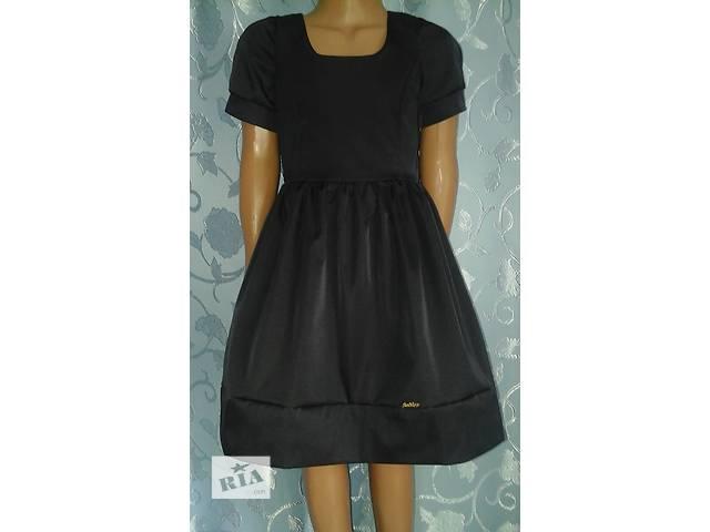 продам Школьное платье, юбка сборкой, с манжетом, на подкладке, модель № 50 бу в Хмельницком