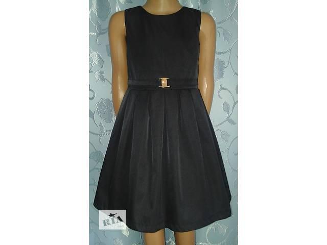 бу Школьное платье, юбка в складку, на подкладке, модель № 51 в Хмельницком